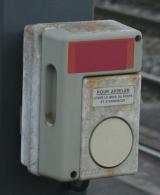Téléphone en gare de Clermont-Ferrand